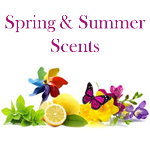 Spring & Summer Scents